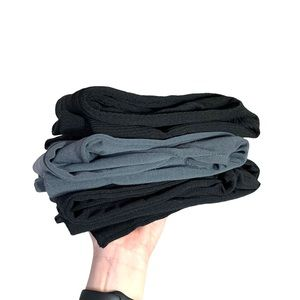 Bundle of 3 Cozy Warm Fleece lined leggings Sz S